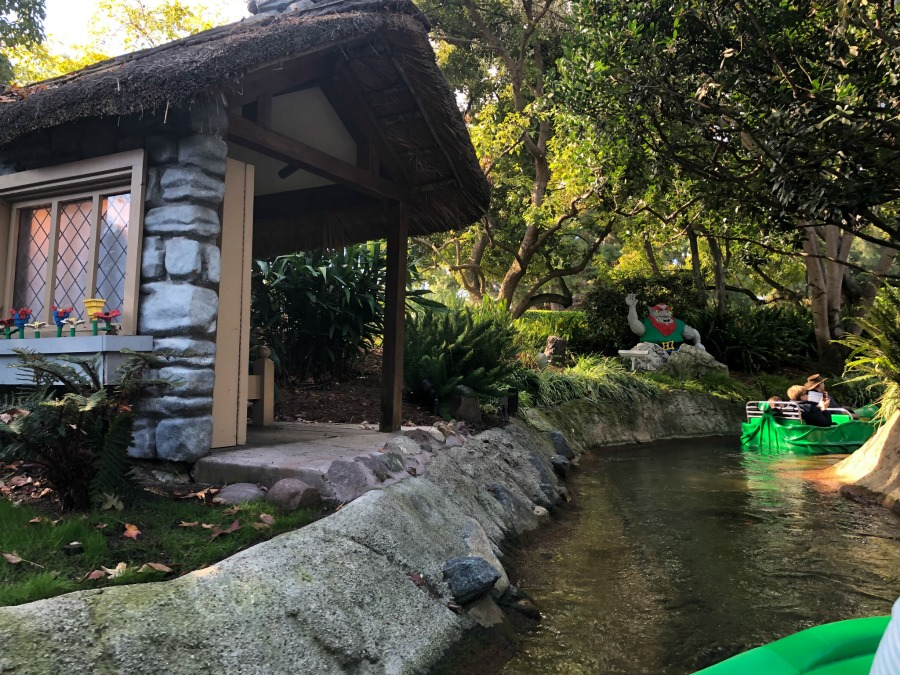 Fairy Tale Brook ride LEGOLAND