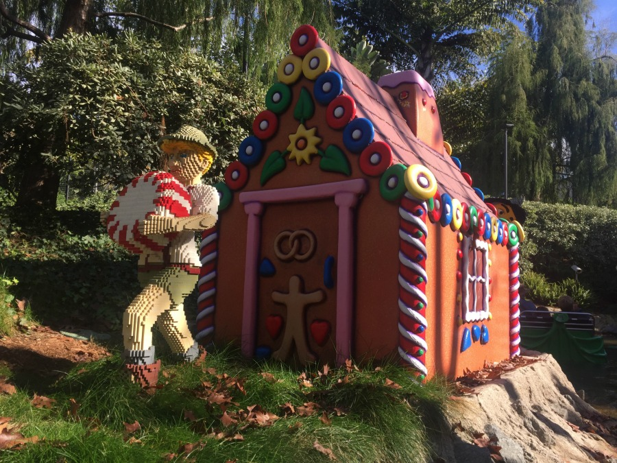 Hansel and Gretel Legoland