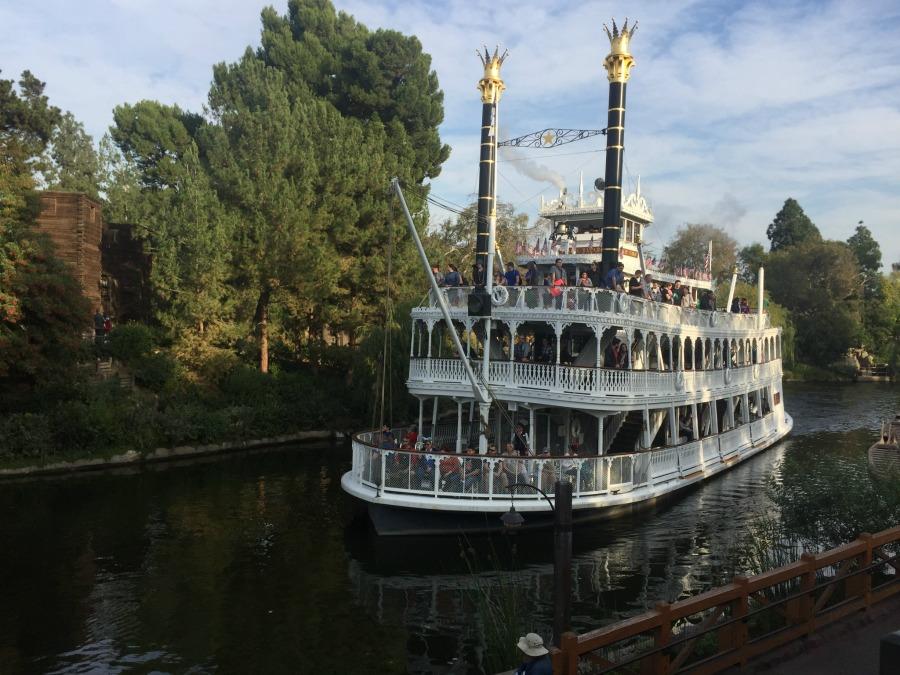 Mark Twain Boat Ride