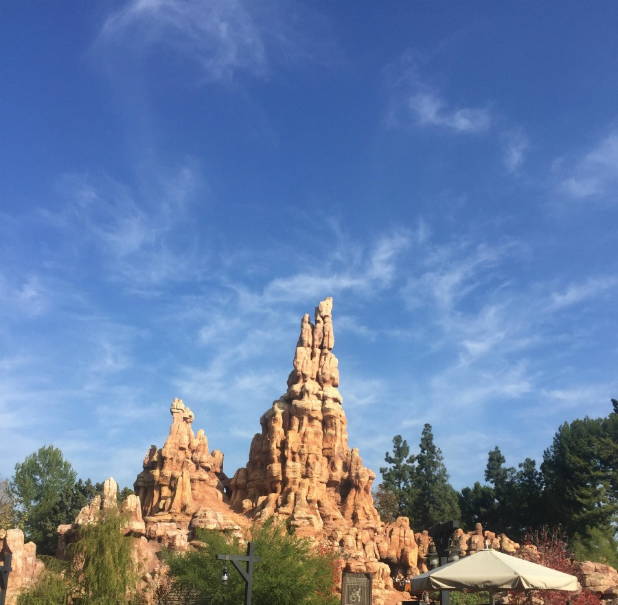 Thundermountain ride