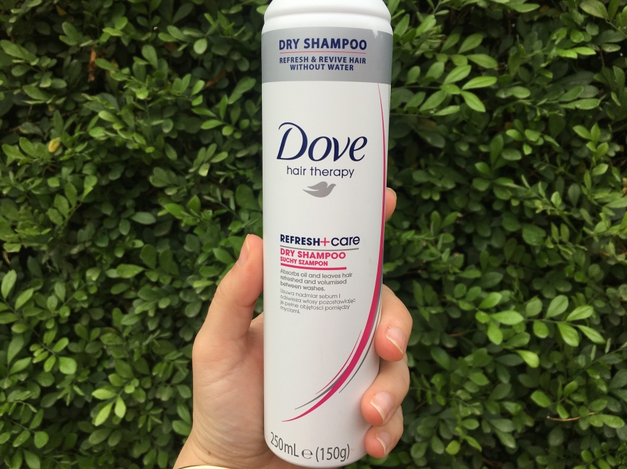 dry shampoo good for oily hair
