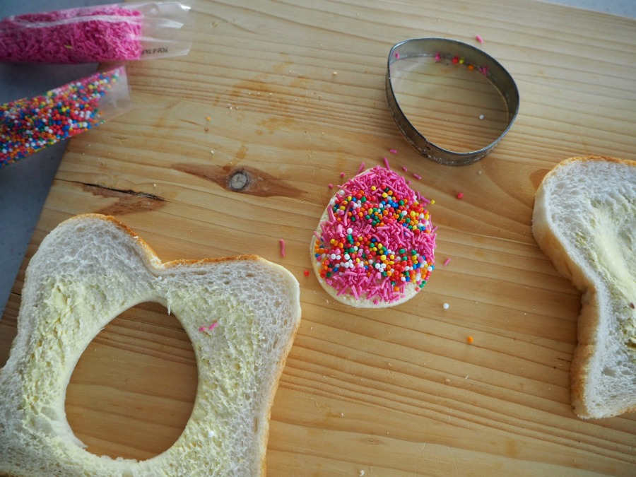 easter fairy bread tips