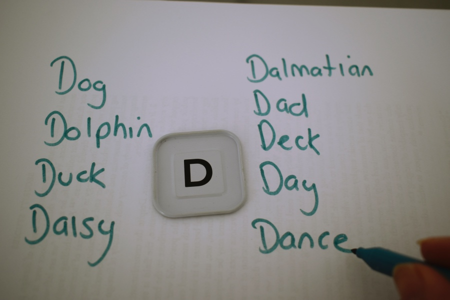 disney words games
