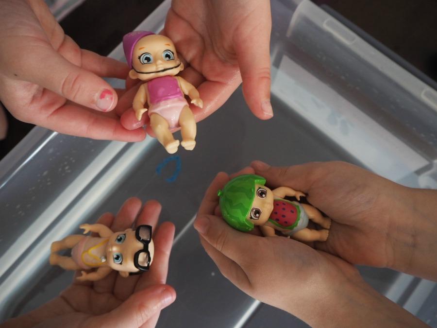 Baby Secrets Diaper Change