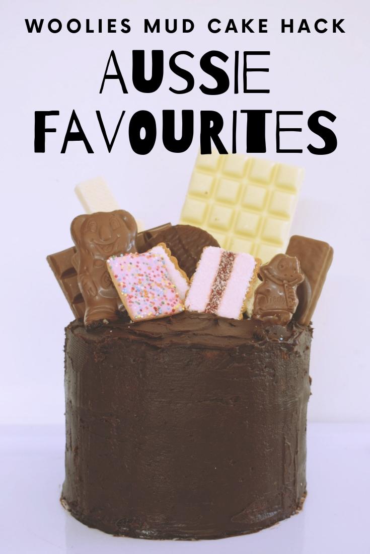 Woolies Mud Cake Hack - Aussie Favourites