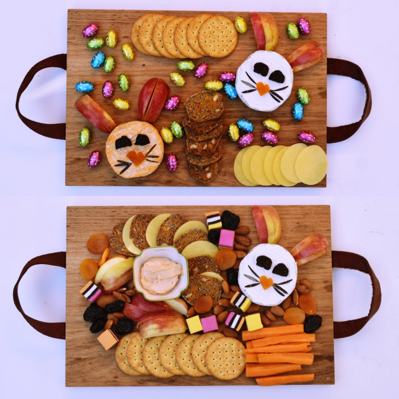 Easter Cheese Platters