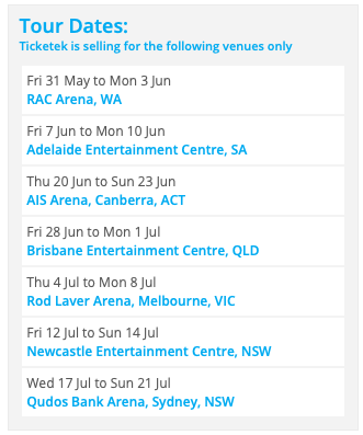 disney on ice 2019 tour dates