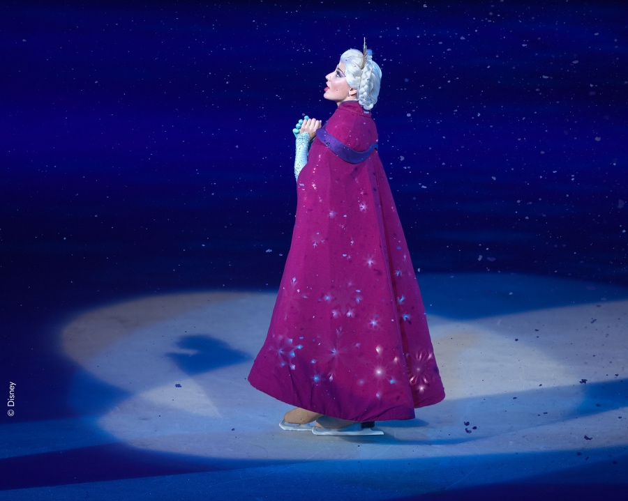Disney on Ice - Frozen - Elsa