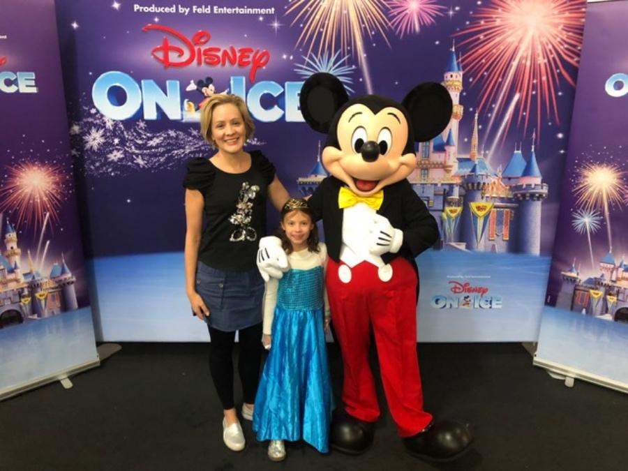 Disney On Ice Behind the Scenes