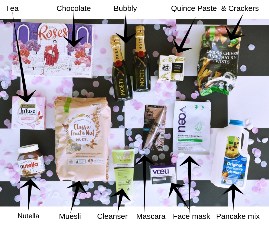 diy mothers day hamper ideas easy