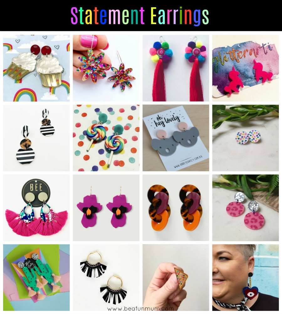 statement earrings for everyday