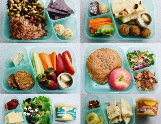 adult lunch box ideas - hot food