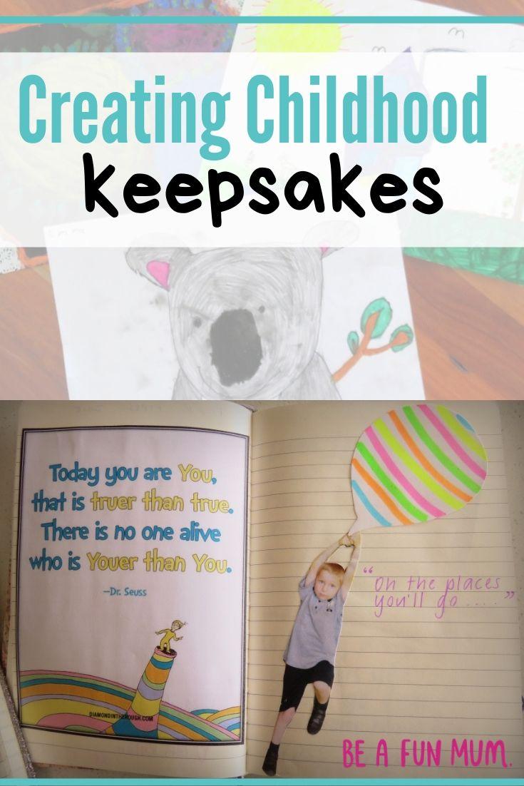 childhood keepsakes