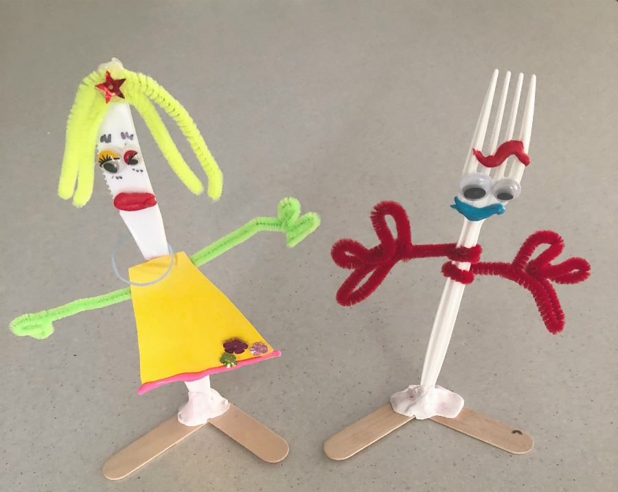 knifey and forky
