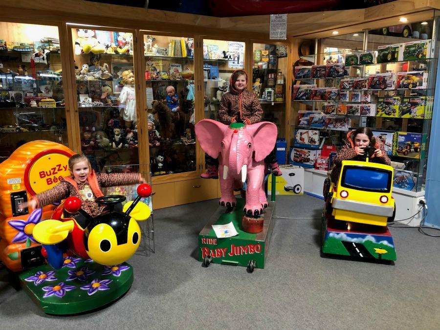 Toy Museum Wanaka