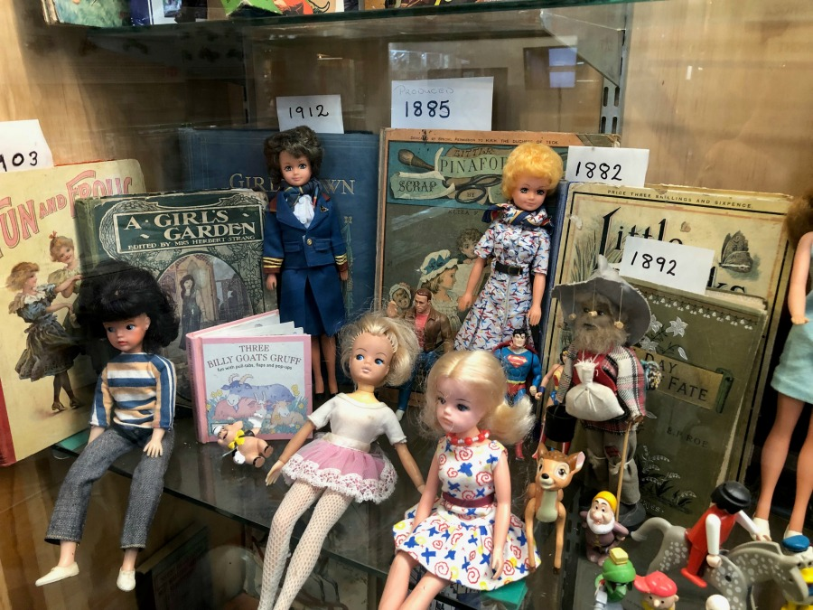 Toys from the 1800s