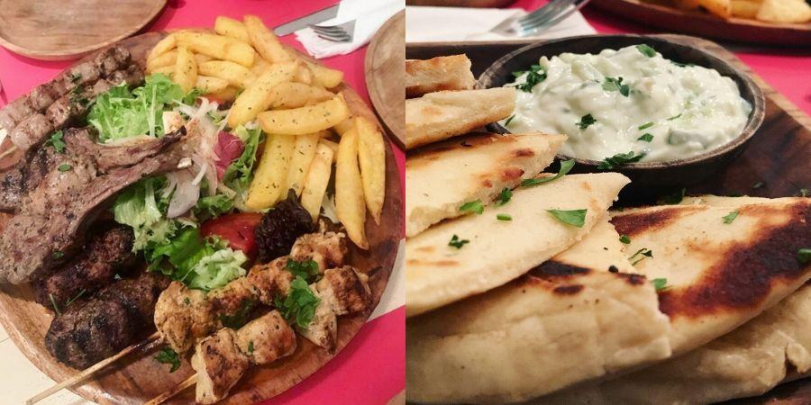 Nostimo Greek Grill Bali (Greek)