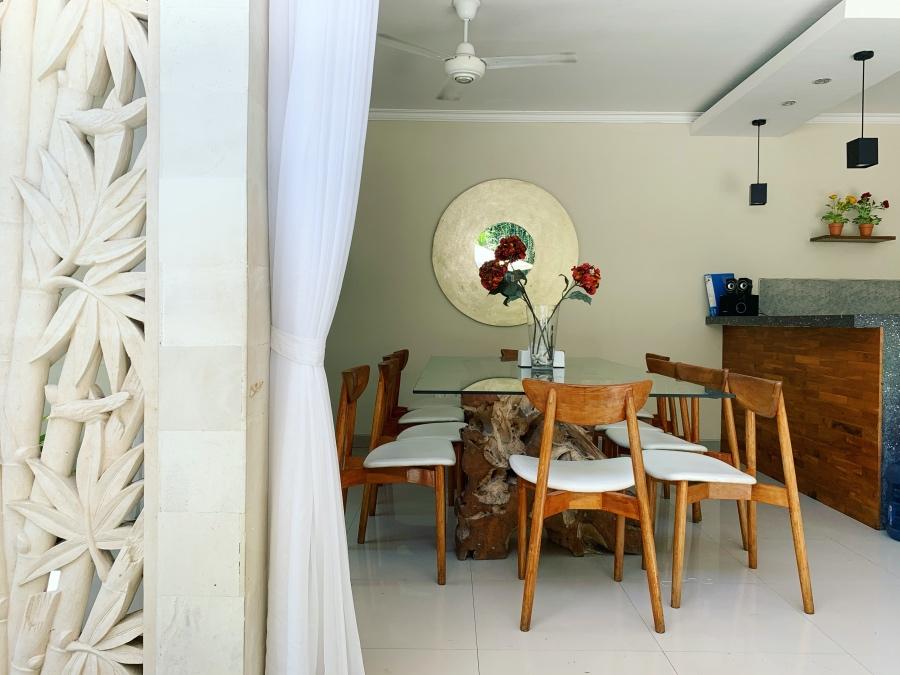 Casa Daha Villa - Seminyak, Bali -- outdoor living spaces