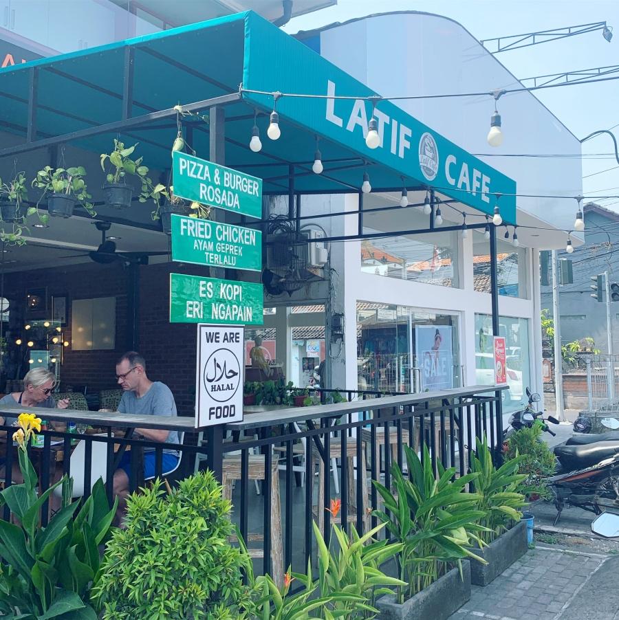Latif Cafe Bali