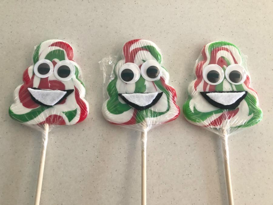 Poo emoji Lollipops