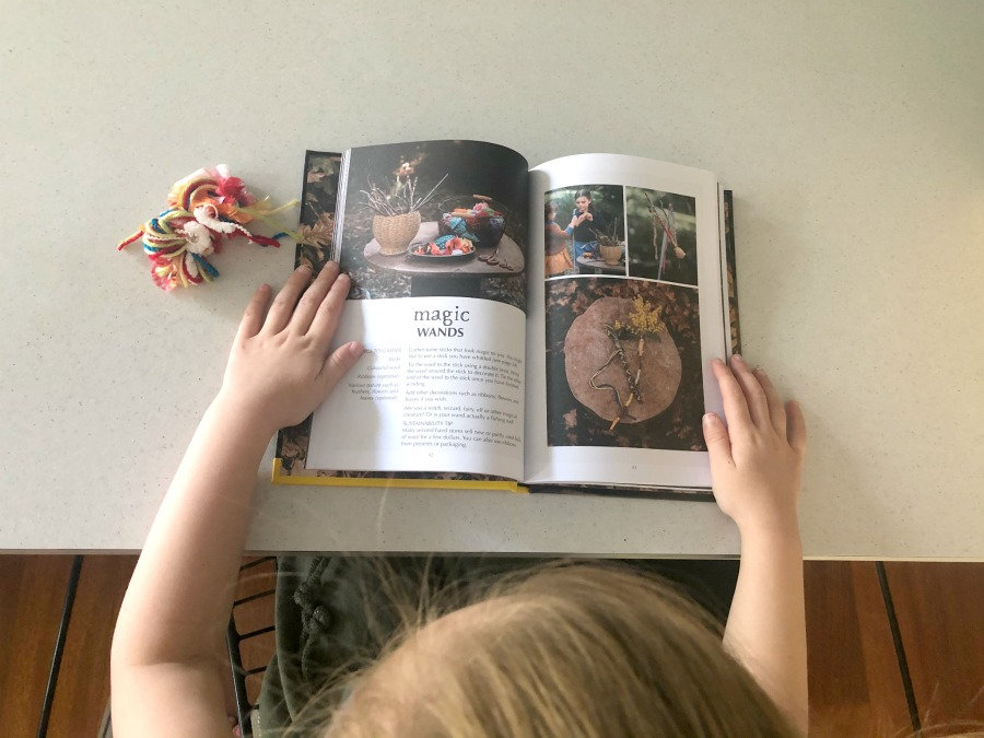 Make Magic Wands Your Wild Imagination Book Review