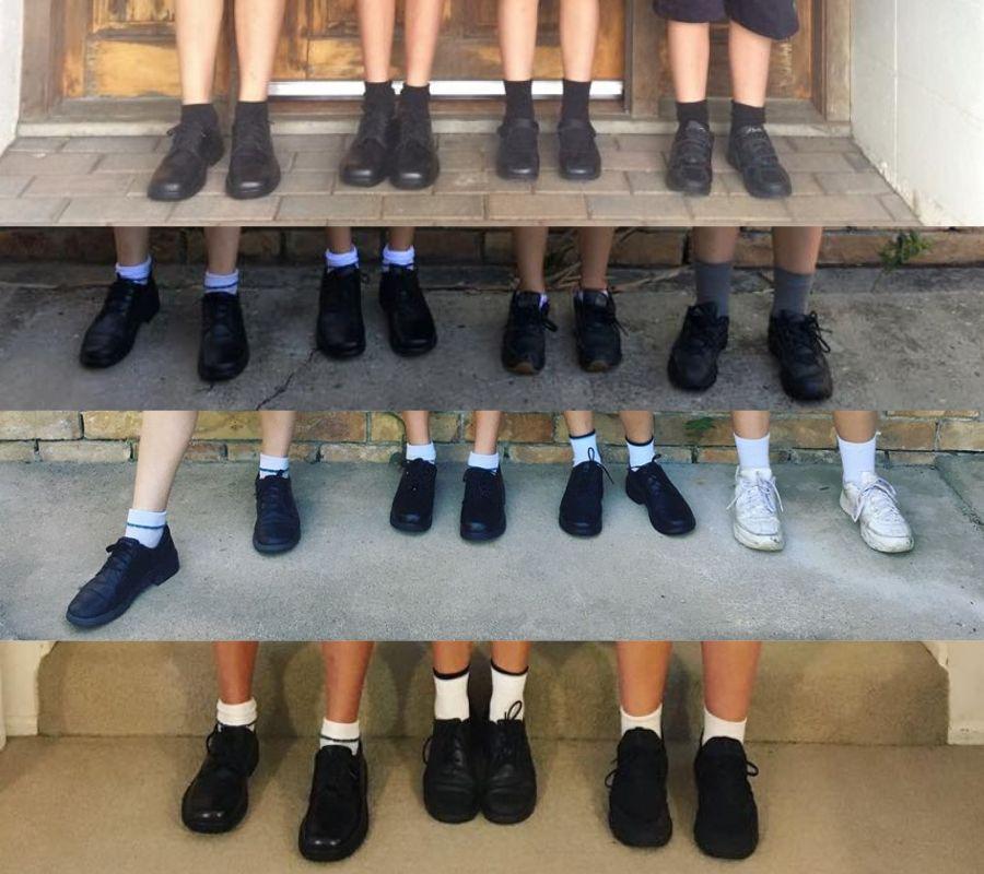 best school shoes australia last long