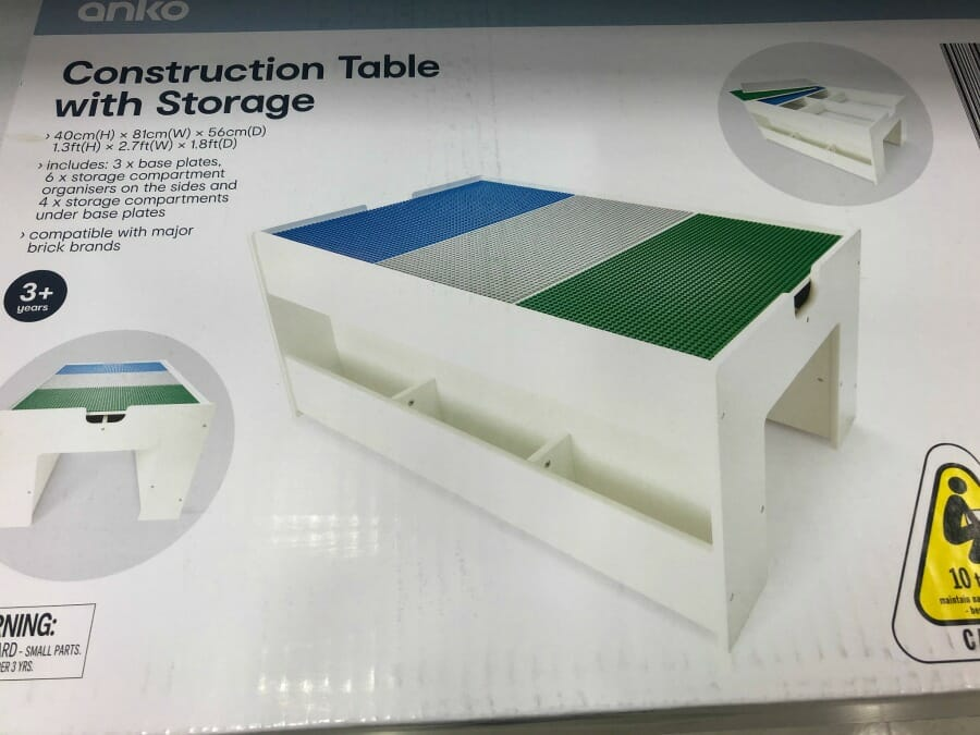 KMART Construction Table