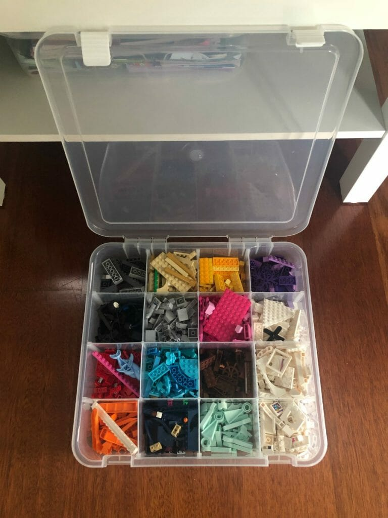 storage container for LEGO