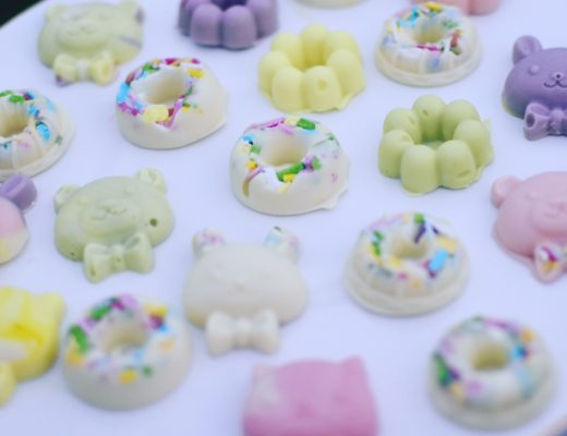 Pastel Easter Chocolates