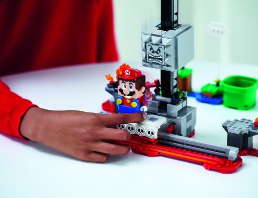 Super Mario LEGO Launch