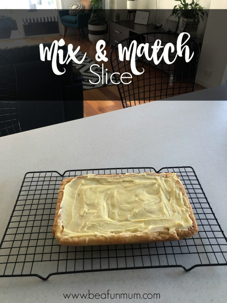 Mix and match slice