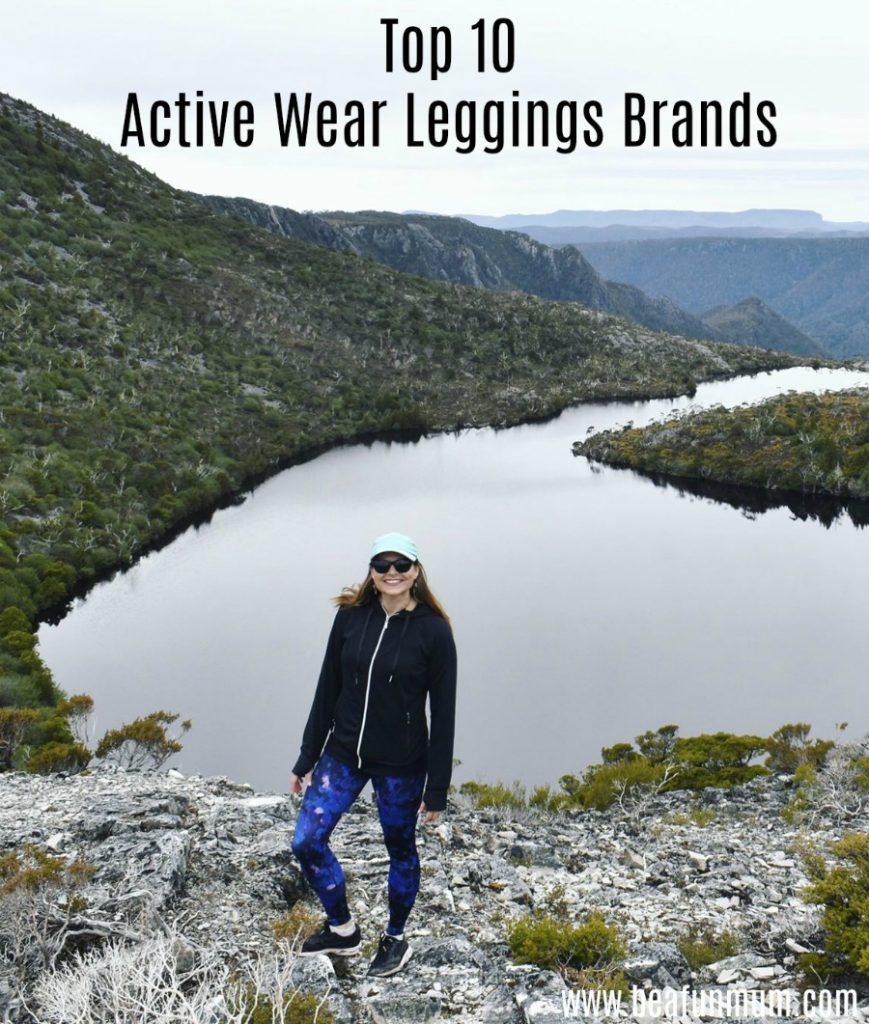top 10 active leggings brands