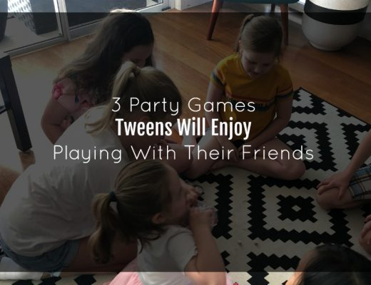 3 birthday party games tweens will love