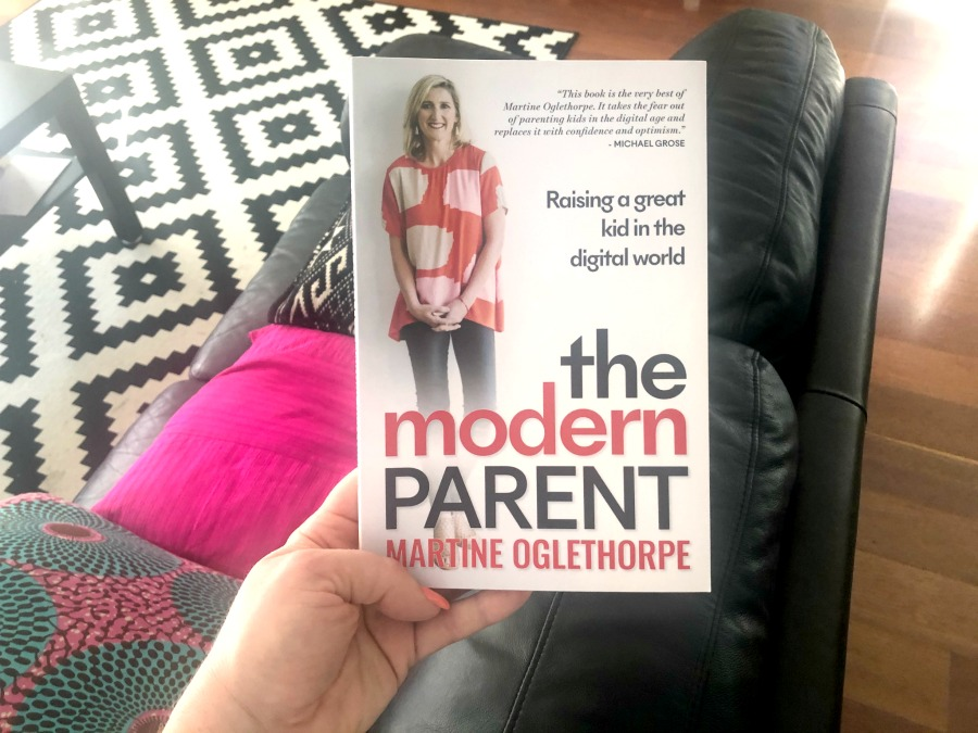 The Modern Parent book