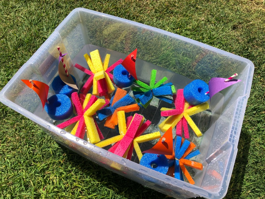 2 water play ideas for kids