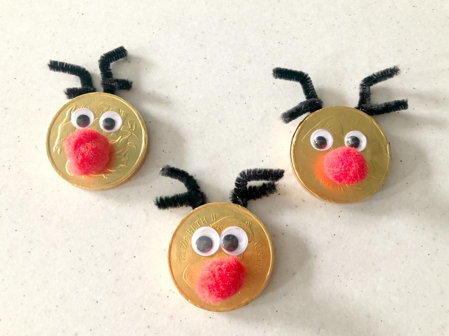 Rudolph gold coins