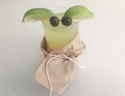 Baby Yoda Mocktail