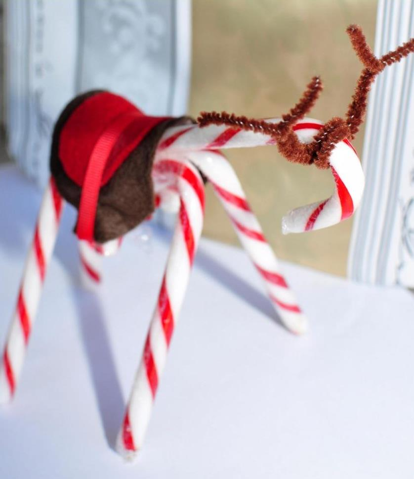 Christmas crafts be a fun mum for Holiday project