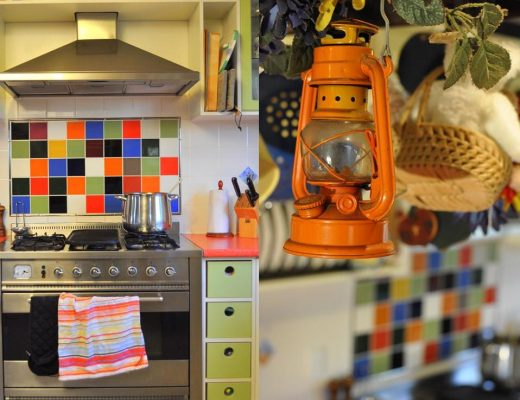 Country Retro Kitchen