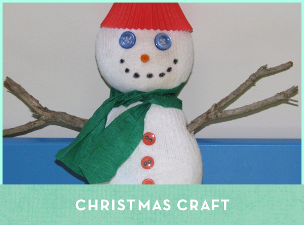 Christmas Craft Ideas - Be A Fun Mum