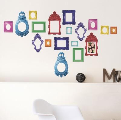 wall decals frames storing children\'s artwork – Be A Fun Mum