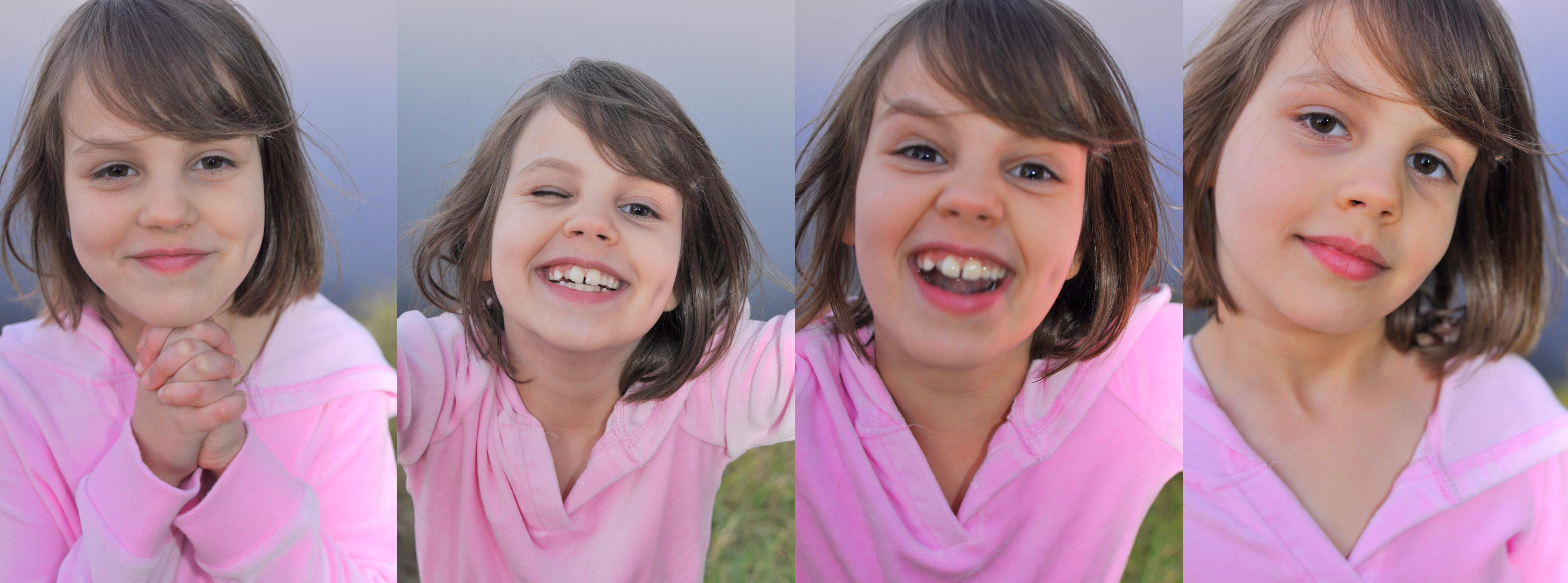 taking photographs of kids: how to get kids to smile for the camera