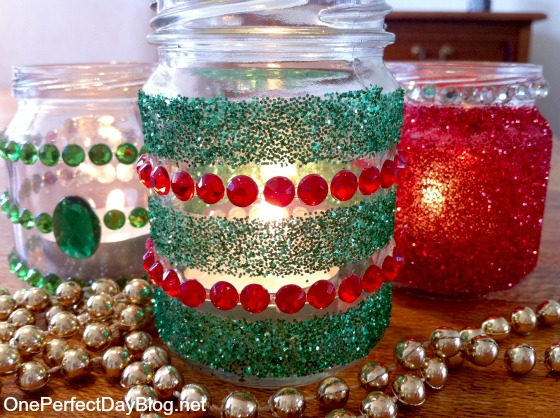 Tealight-holders-christmas-craft
