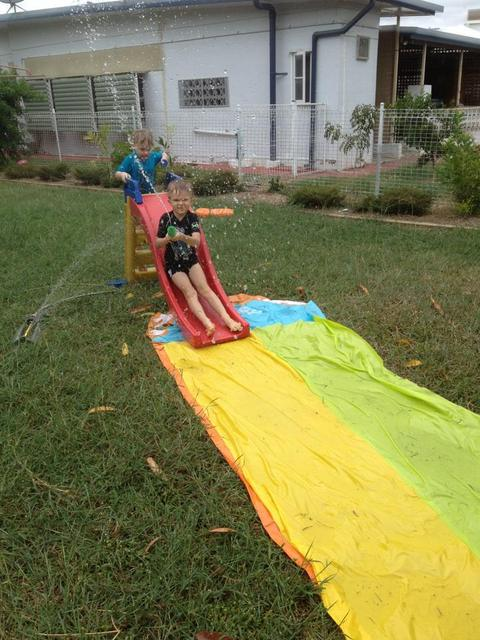 Slip And Slide Fun Activities For Boys Be A Fun Mum