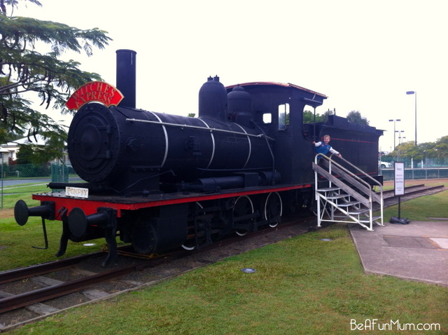 Ipswich Train Museum