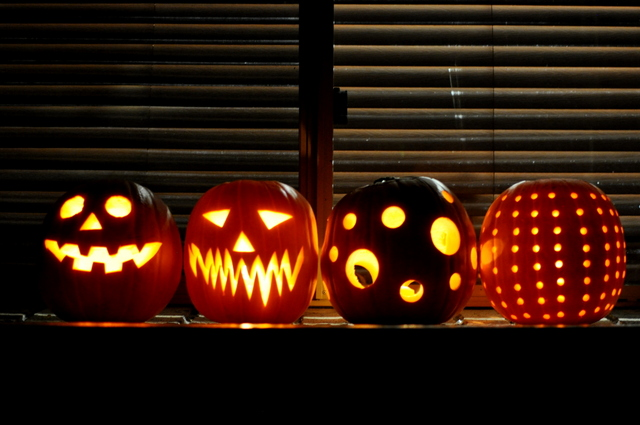 pumpkin carving - how to carve a pumpkin