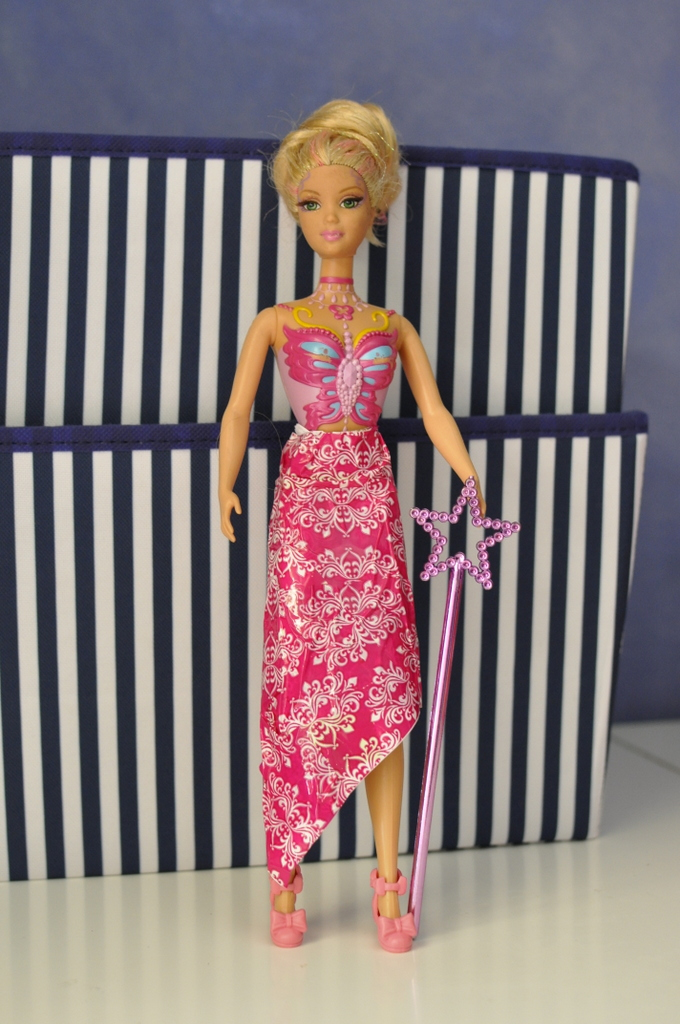 DIY Barbie Clothes