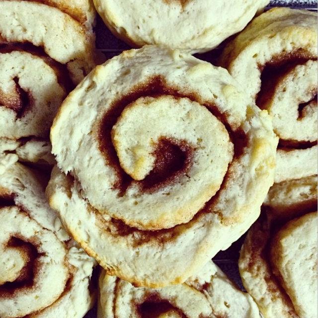 Cinnamon Scrolls Recipe