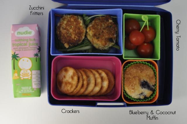 Lunch box ideas - nudie juice