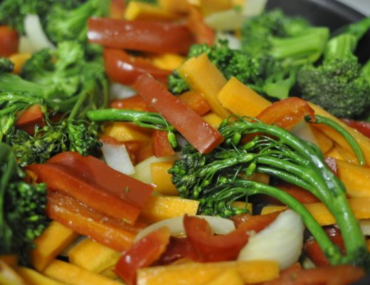 Easy Stir Fry Recipe